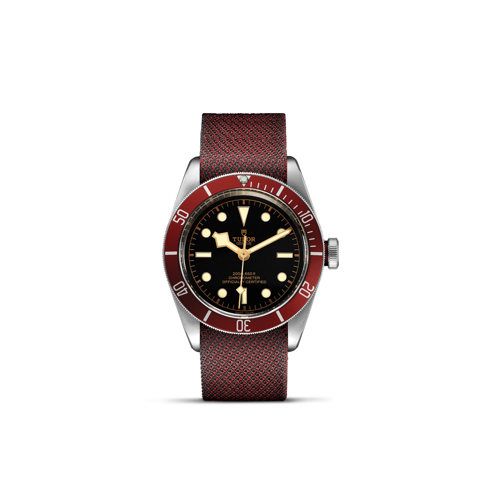 TUDOR BLACK BAY M79230R-0009
